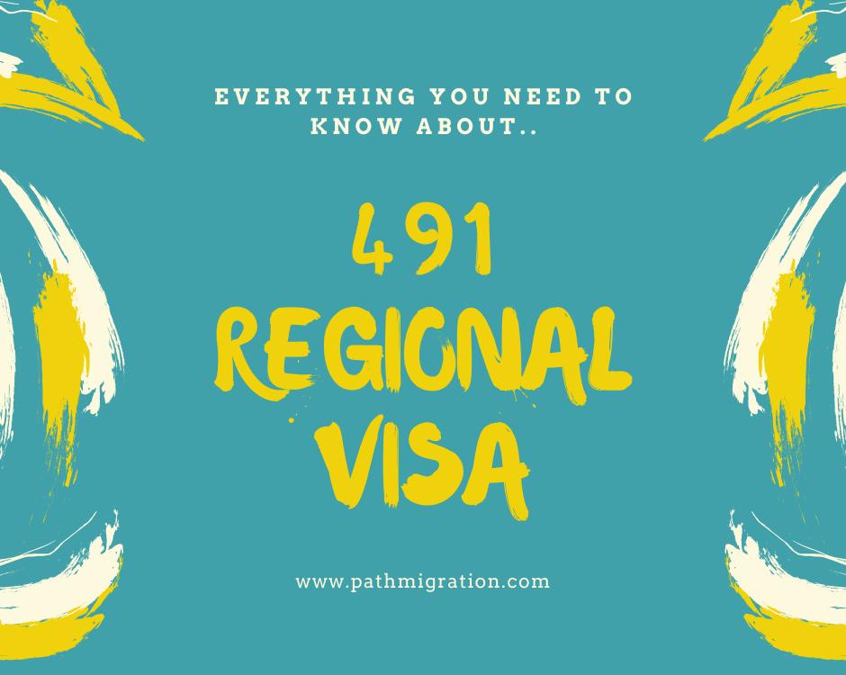 491 visa, 491 regional visa. regional australia, 491 regional work visa, 491 tasmania, regional 491 visa